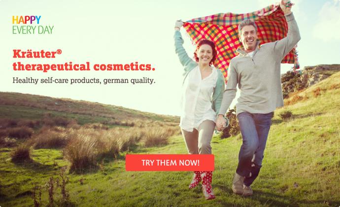 Krauter® therapeutical cosmetics