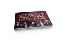 Carte Secretele Supervanzatorilor - cod 3192 Life Care