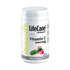 Life Impulse® Vitamina C 1000mg - Eliberare prelungita - cod 764 Life Care