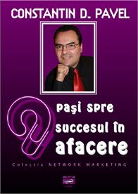 CD  - 9 Pasi spre Succesul in Afacere de Constantin D. Pavel - cod 3287 Life Care