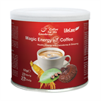 Café  Ganoderma® Magic Energy - ECO Coffee - Código 7806 Life Care