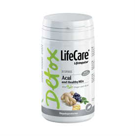 Life Impulse® Acai Healthy Mix - Protector hepático - Código 7340 Life Care