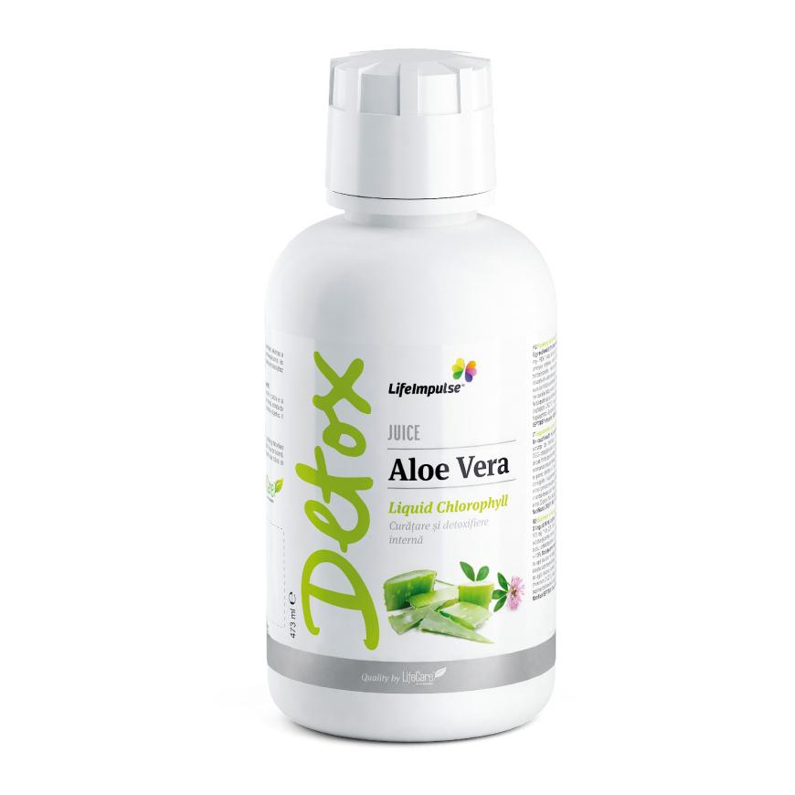 detox aloe vera life care)