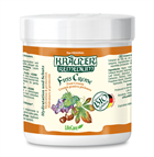 Foot cream for blood flow stimulation, with grapes and BIO herbs Kräuter®,100 ml - Code 43300 Life Care