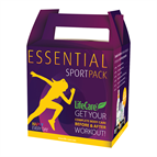 Essential Sport Pack - package for athletes - Code 9391 Life Care