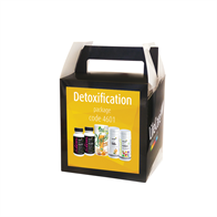 Detoxification package complet for 30 days - Code 4601 Lifecare