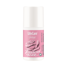 Natural deo, Treasured Rose, with BIO plants, Life Care® - Code 21257 Life Care