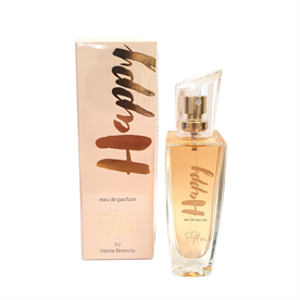 Eau de perfume Happy by Horia Brenciu – woman - Code 3911 Life Care