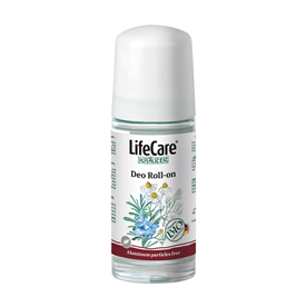 Kräuter® Antiperspirant Deo roll-on with BIO chamomile and rosemary - Code 4544 Life Care