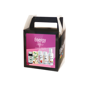 Energy Package  complet for 30 days - Code 7025 Life Care