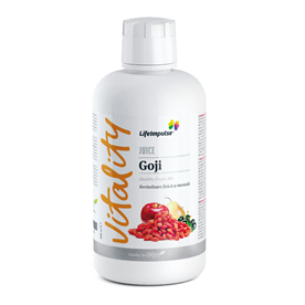 Life Impulse® with Goji - Mind and body revitalization - Code 820 Life Care