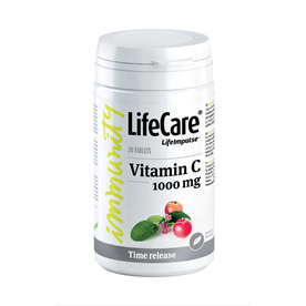 Vitamin C, 1000 mg, Life Care® - Über den Brand 764 Life Care