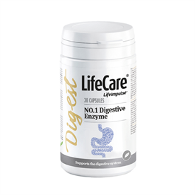 Life Impulse® NO.1 Digestive Enzyme - code 7047 Life Care