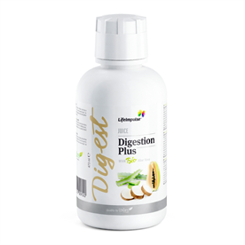 Life Impulse® Digestion Plus avec aloe vera BIO - Digestif - code 845 Life Care